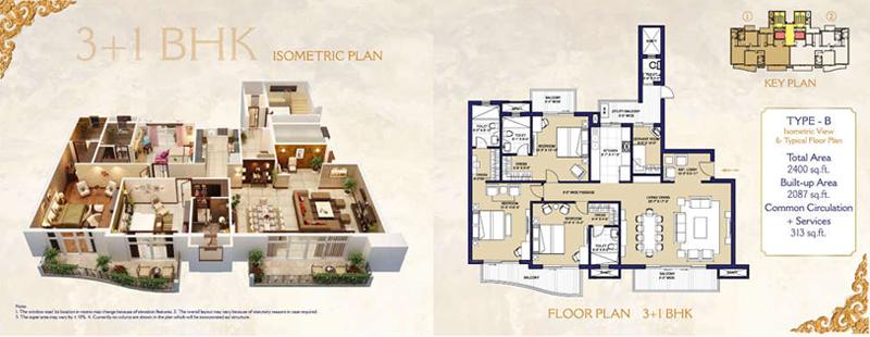 Ats Casa Espana Flats Mohali Chandigarh Luxury